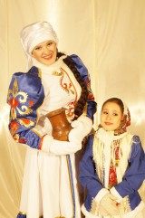 Фотоконкурс  «Топ-модель по – сибирски».
